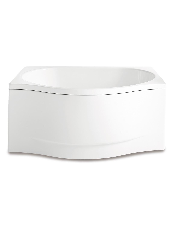 kaldewei avantgarde duo pool 150 3 recessed steel bath 1500x1000mm. Black Bedroom Furniture Sets. Home Design Ideas