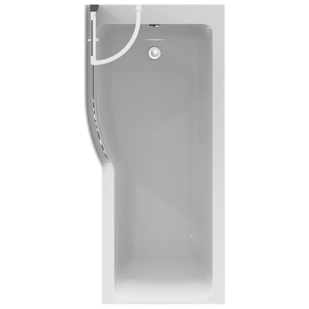 Ideal Standard Concept Air 1700 X 800mm Left Hand Idealform Shower Bath