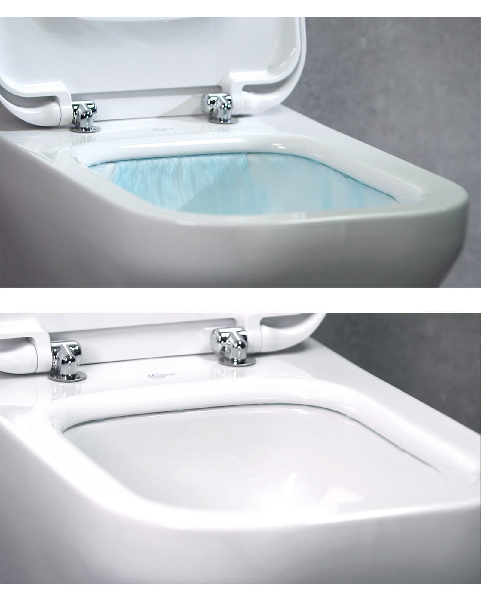 Ideal standard tesi aquablade close coupled wc pan 665mm for Ideal standard tesi scheda tecnica