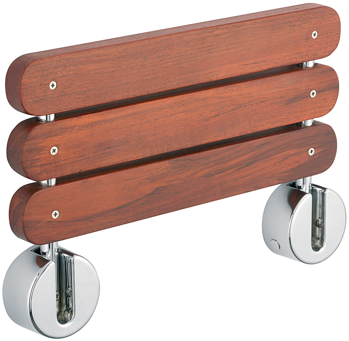 Tre Mercati Miscellaneous Folding Wooden Shower Seat
