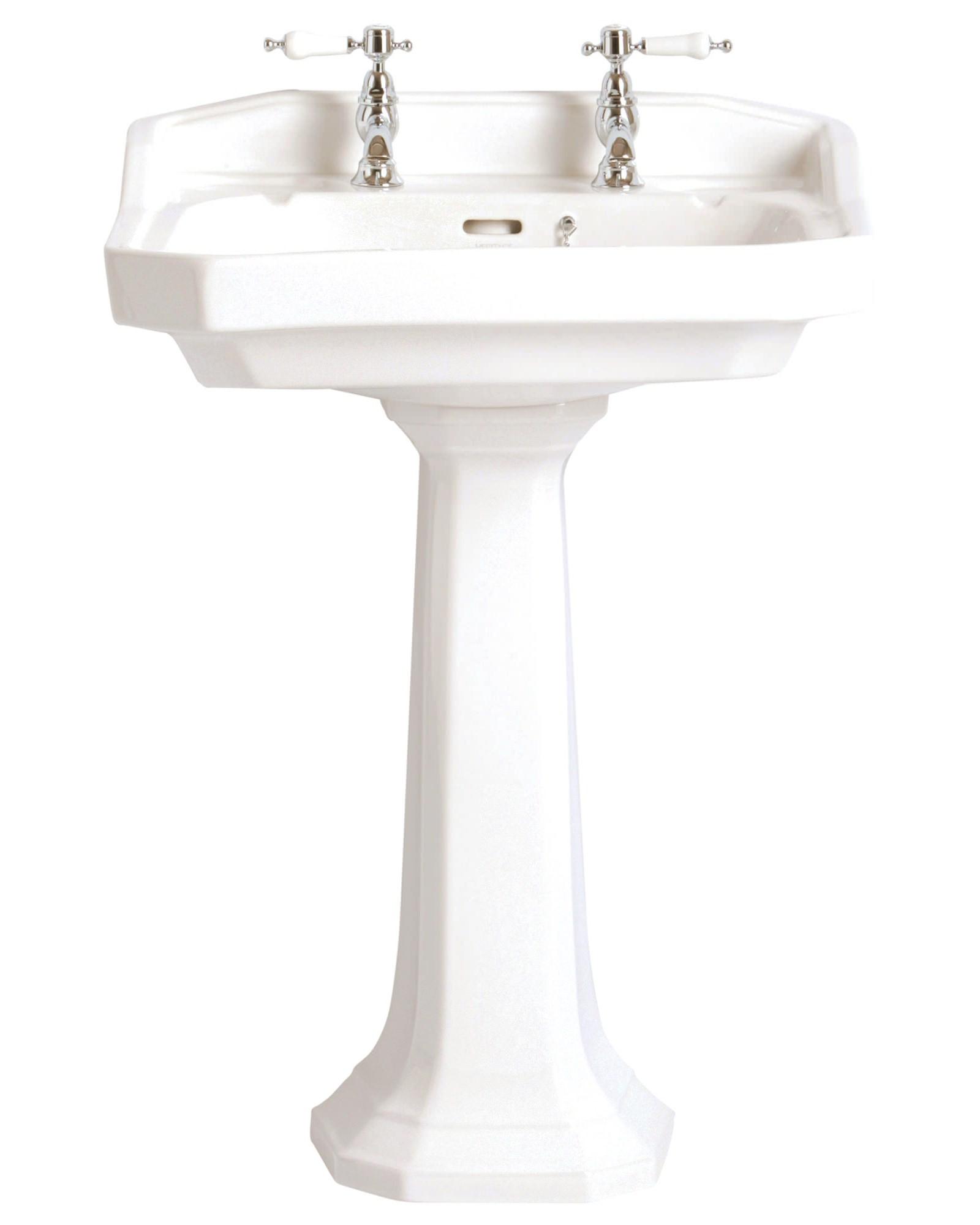 Traditional bathroom sink - Alternate Image Of Heritage Granley Traditional Bathroom Suite 2