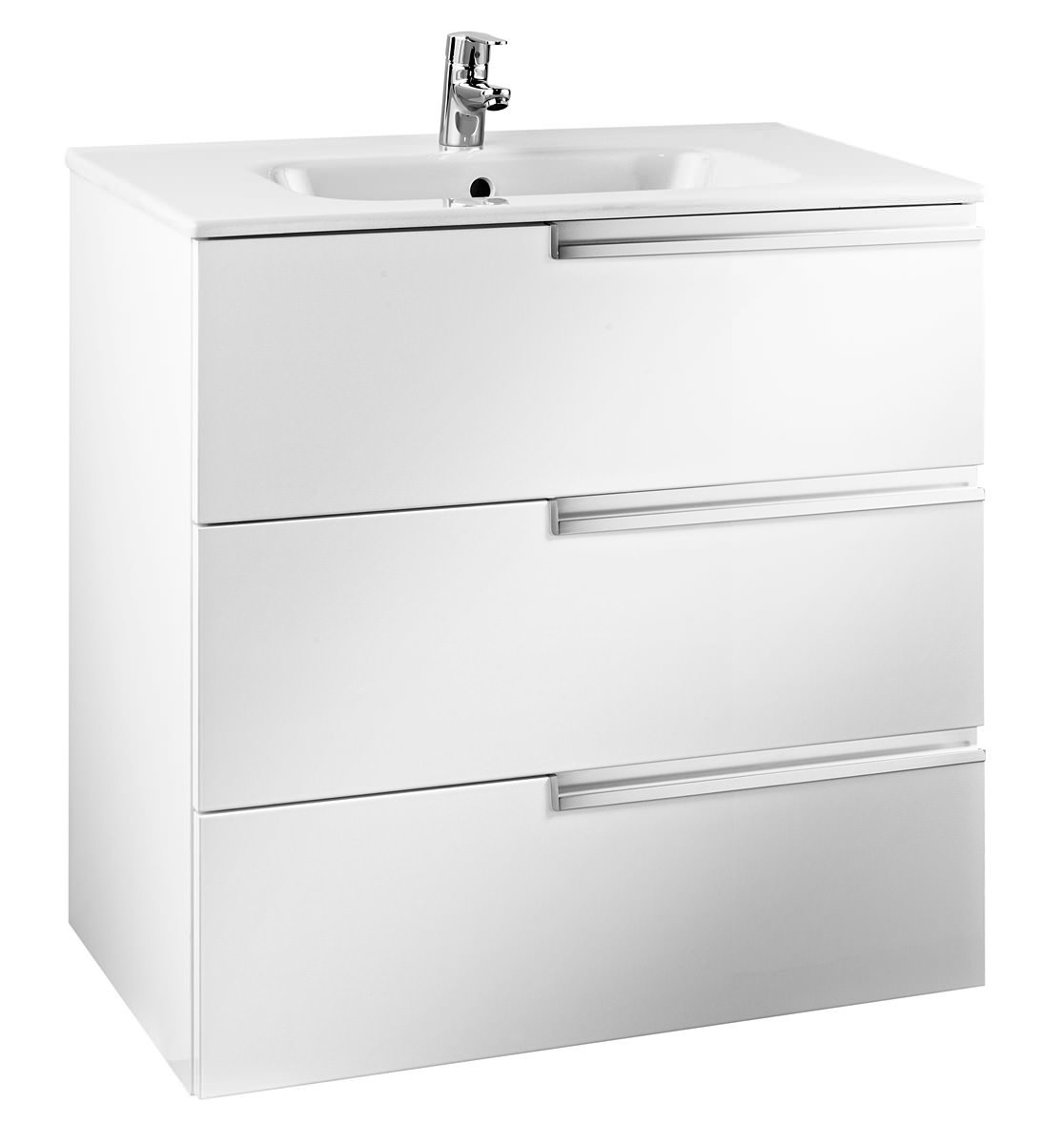 Roca Victoria N Unik Basin And Unit With 3 Drawers 800mm