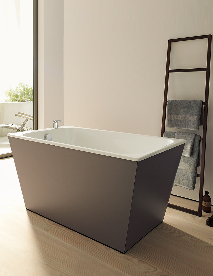Duravit durastyle 1400 x 800mm rectangular bath for Small baths 1100