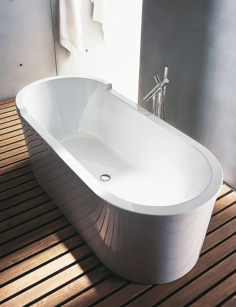 slideshow tub duravit starck watch