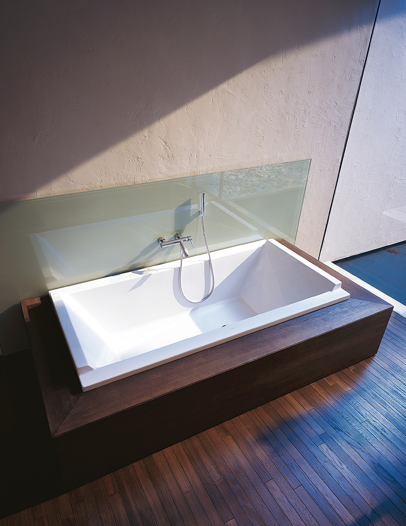 com tub starck x image dtavares design bathtub beautiful duravit on for full bathroom