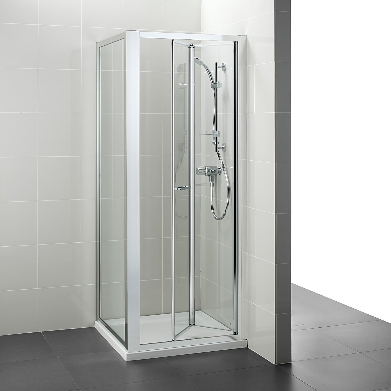 Ideal Standard Kubo 760mm Bifold Shower Door