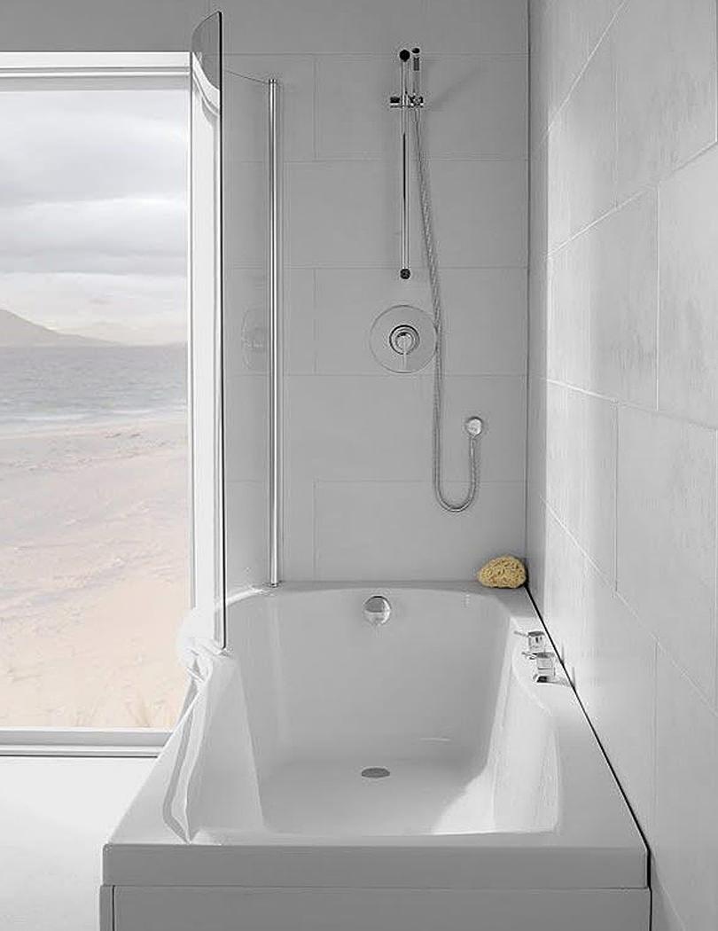 carron aspect 1700 x 800mm low line shower bath left hand additional image of carron aspect 1700 x 700 800mm low line shower bath left hand