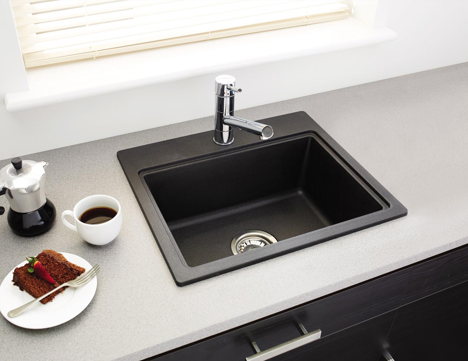 Astracast Black Kitchen Sinks