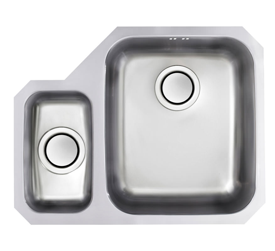 Astracast Kitchen Sinks Astracast edge d1 stainless steel undermount sink and tap 15b additional image for 37652 astracast edd1xxl420k workwithnaturefo