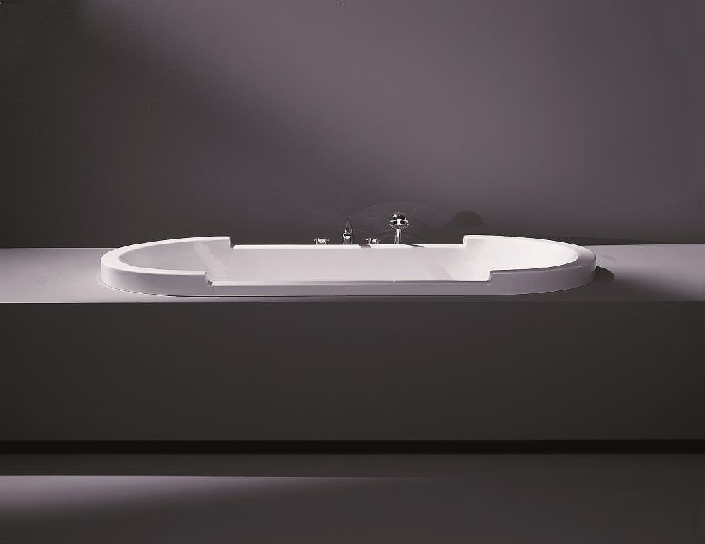 Duravit Starck 1900 x 900mm Built In Bath With Jet System - 760011
