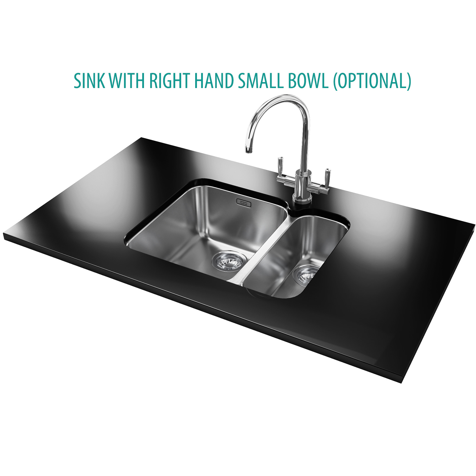 Franke Ariane Arx 160d Designer Pack Stainless Steel Sink
