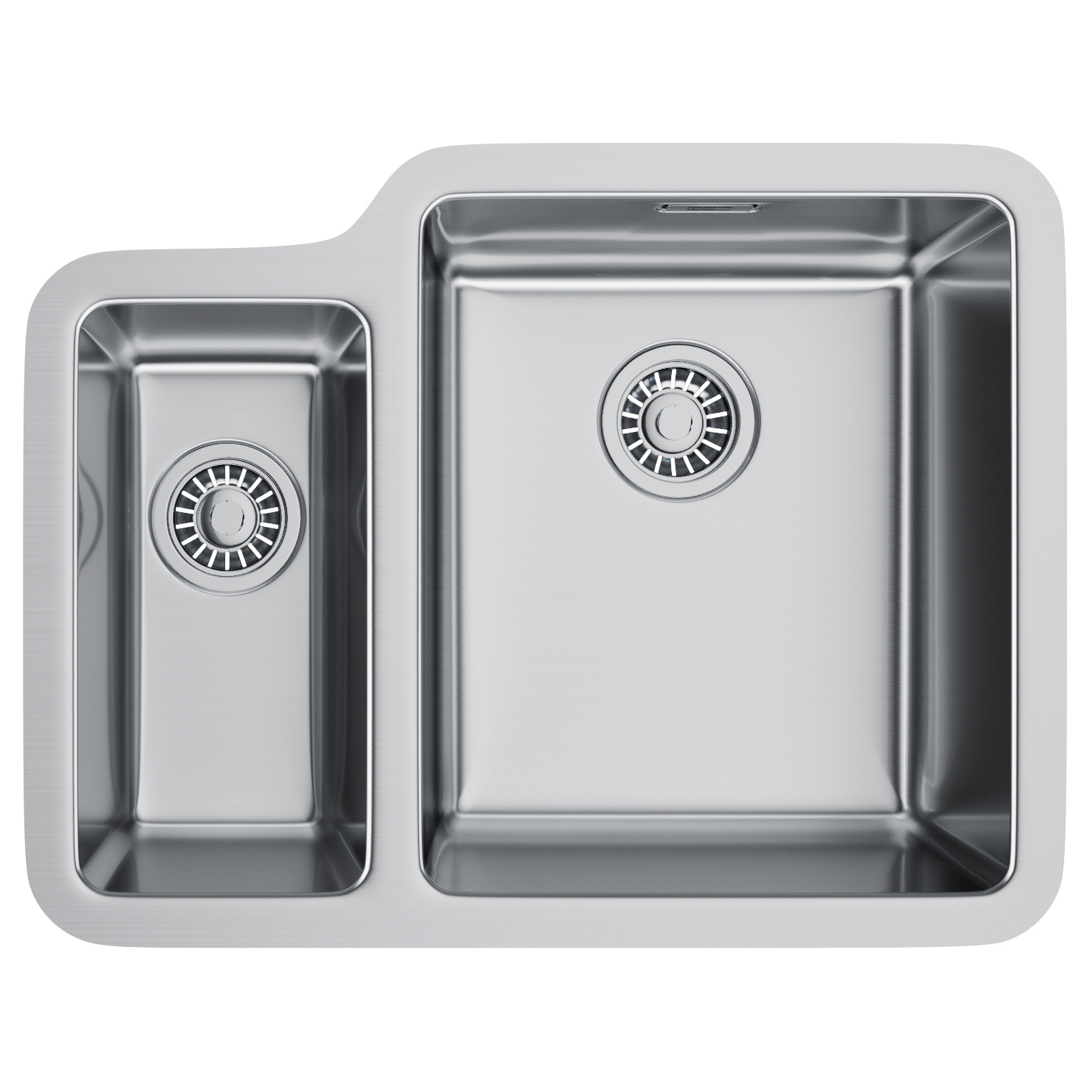 Franke Kubus Kbx 160 34 16 Dp Stainless Steel Sink And Tap