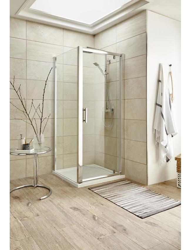 Premier 700mm Framed Pivot Shower Door