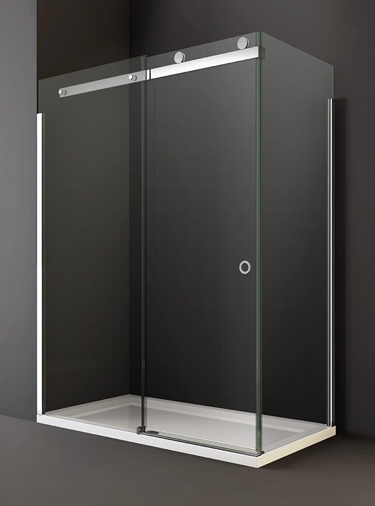 Merlyn 10 series sliding shower door 1200mm for 1200mm shower door