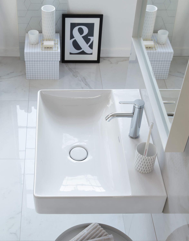 Duravit Durasquare 600mm Washbasin 2353600070