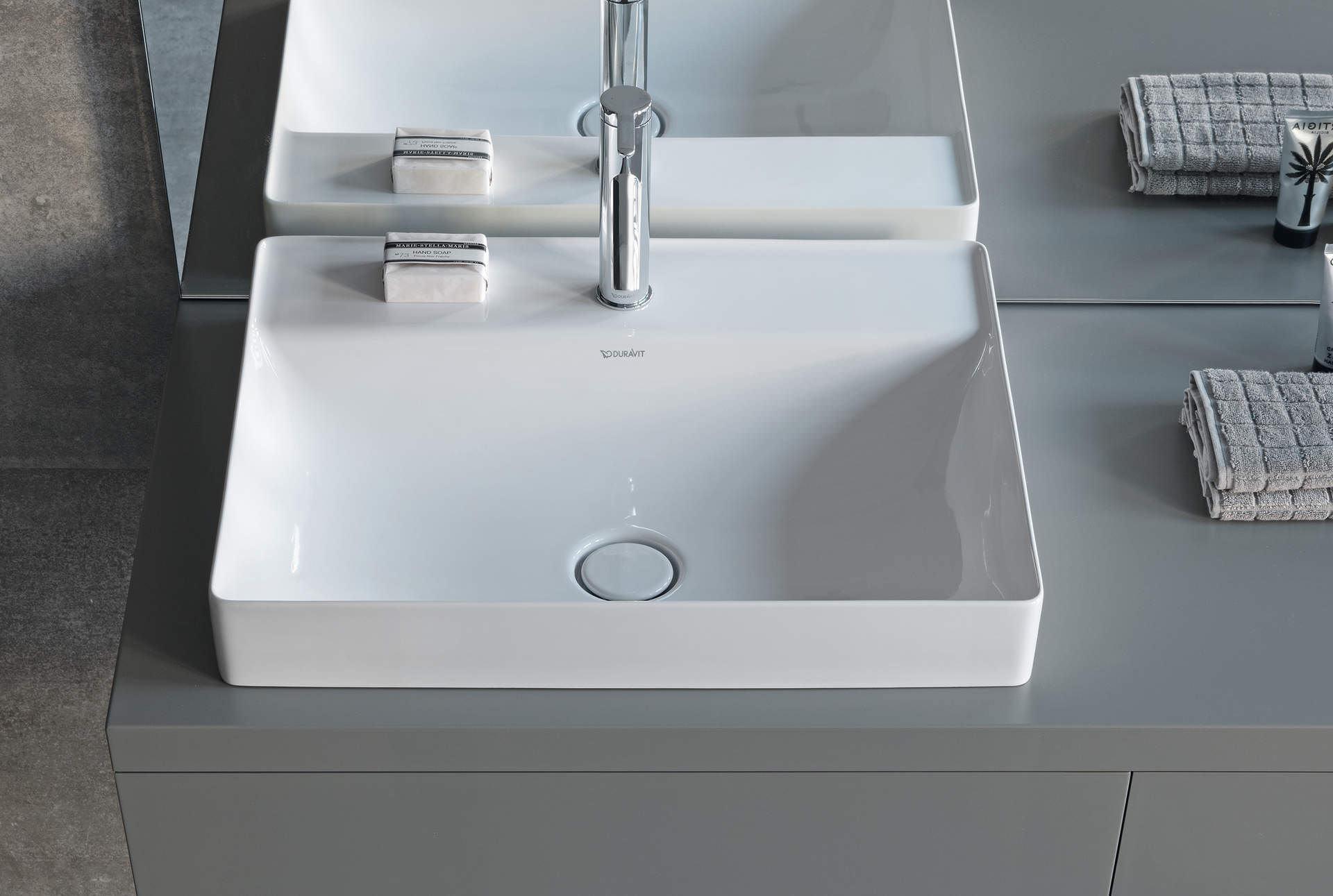 Duravit DuraSquare 600mm Counter Basin