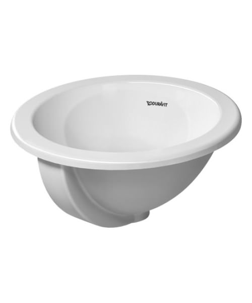 Duravit Architec 400mm Countertop Basin With Overflow