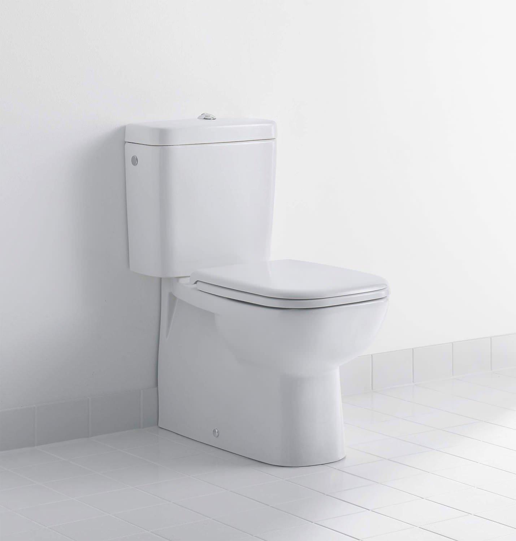Duravit D-Code 650mm Close Coupled Toilet