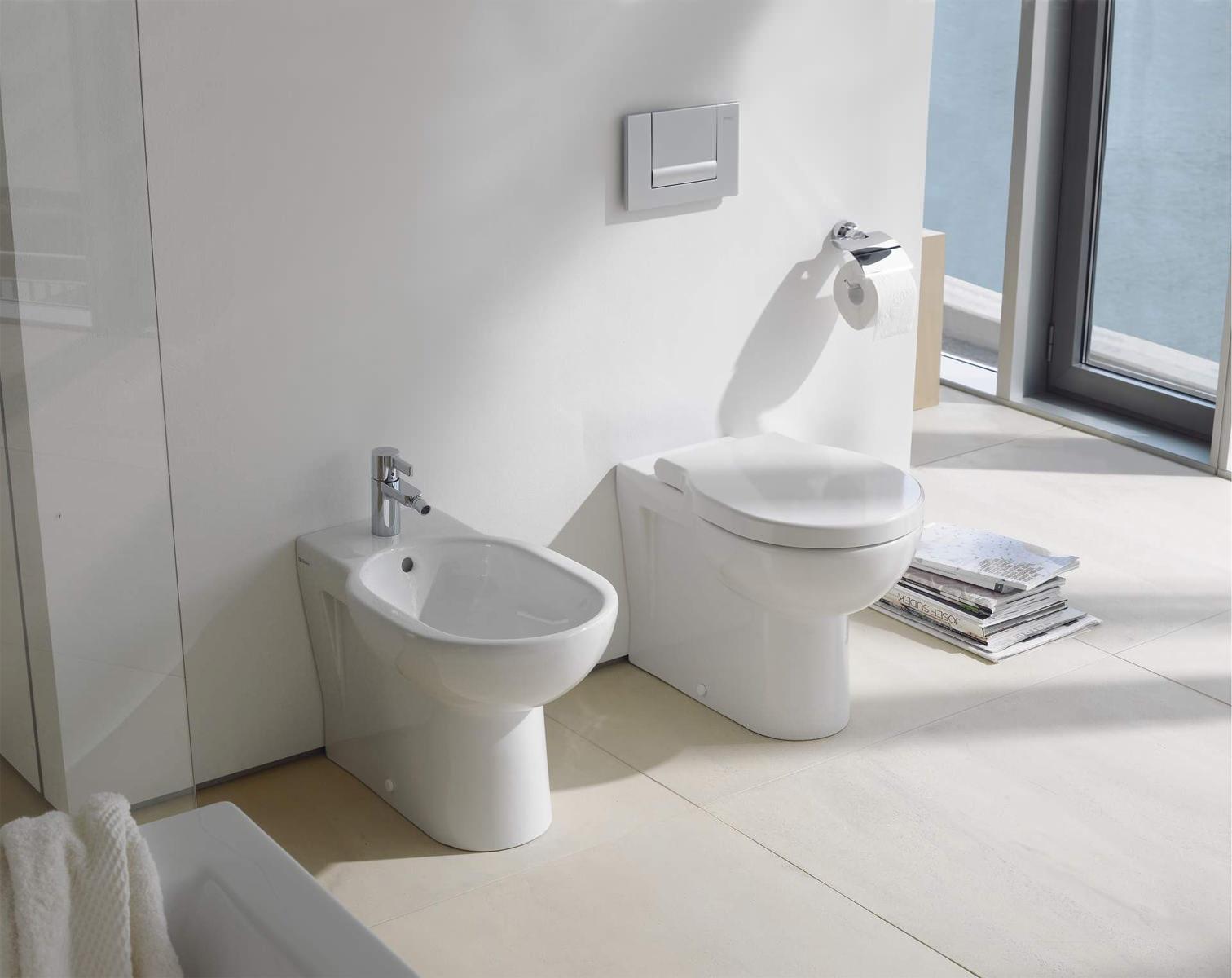 Duravit Bathroom Foster 570mm Floor Standing Toilet