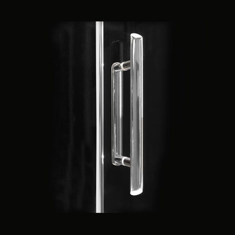 Merlyn 6 series 1000mm sliding door and 215mm inline panel for 1000mm door