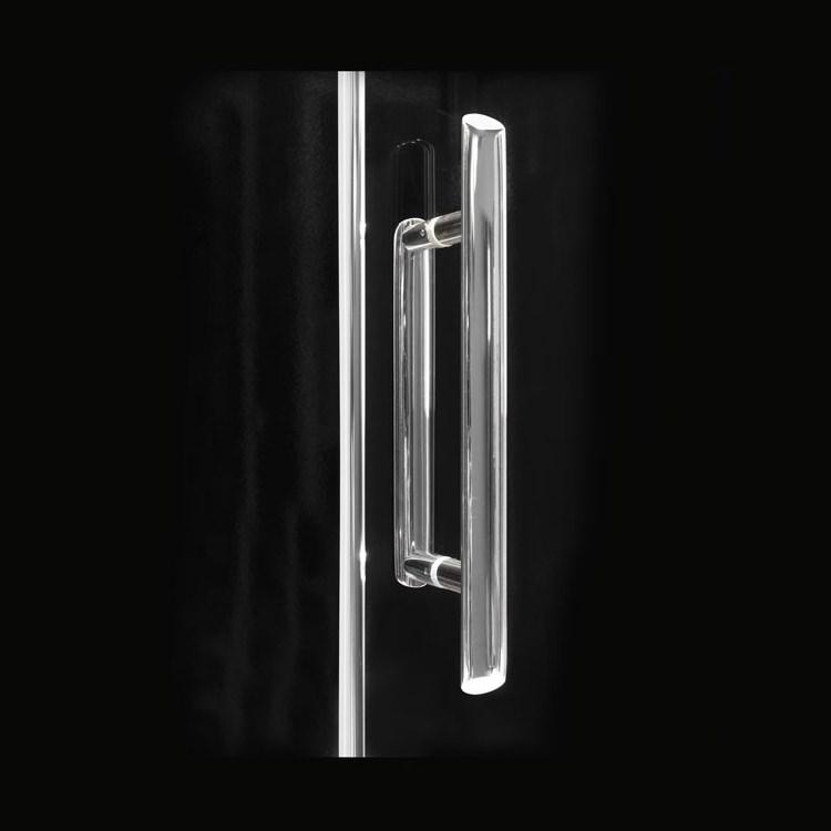Merlyn 6 series 1000mm bifold door and 240mm inline panel for 1000mm door