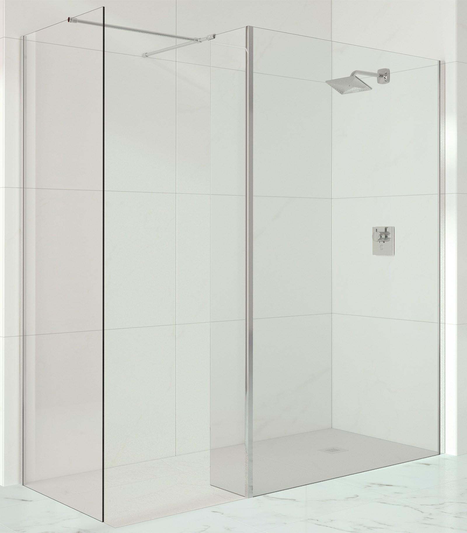 Merlyn 10 Series Wetroom Showerwall