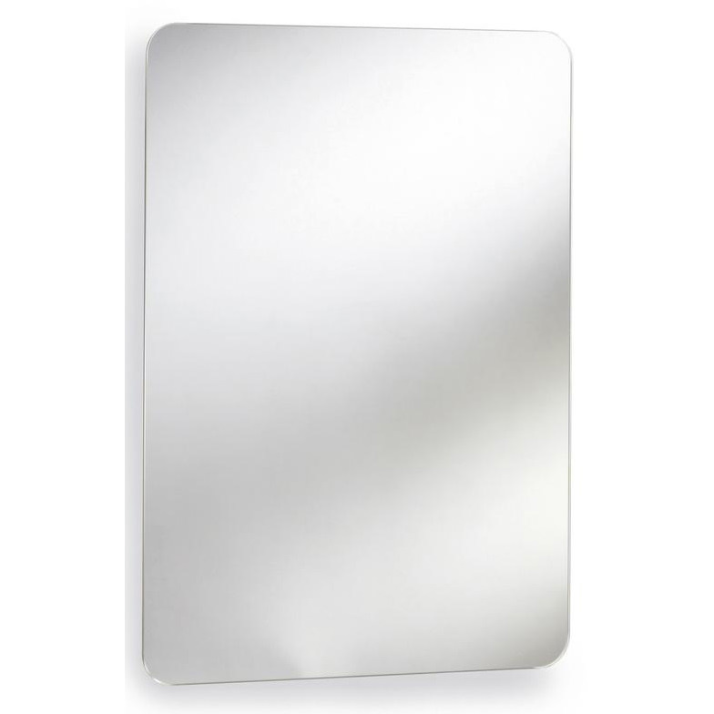 Austin 460 x 660mm Stainless Steel Mirrored Cabinet