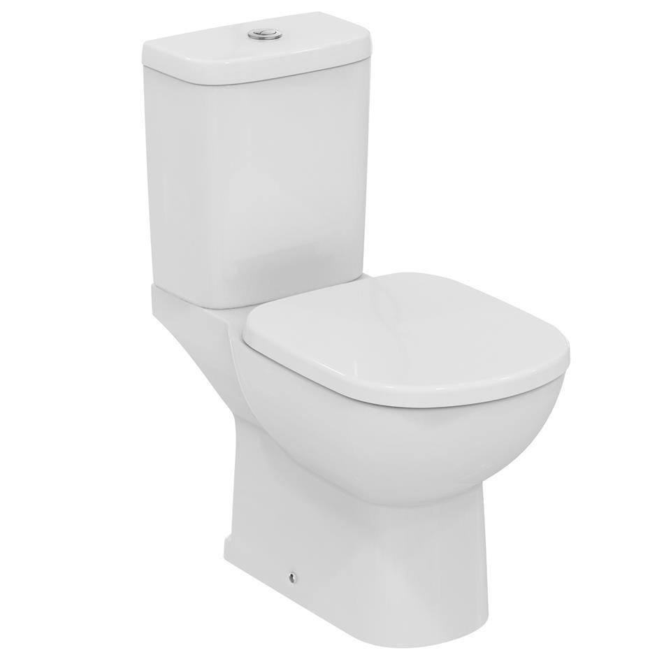 Ideal Standard Tempo WC Pan With Vertical Outlet 665mm
