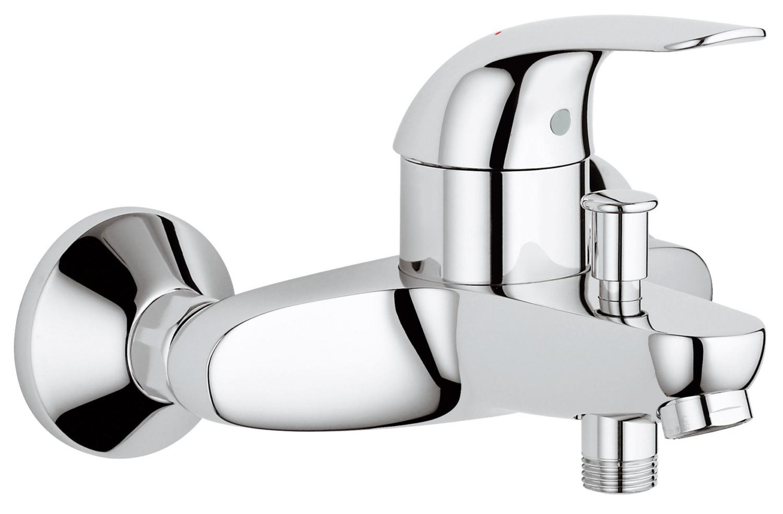 Grohe Euroeco Single Lever Bath Mixer Tap