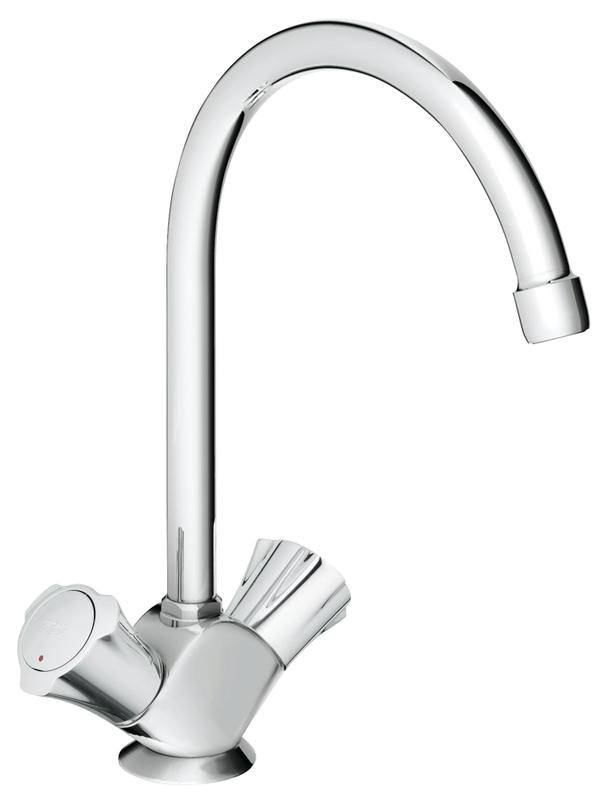 Grohe Costa L Single Hole Kitchen Sink Mixer Tap