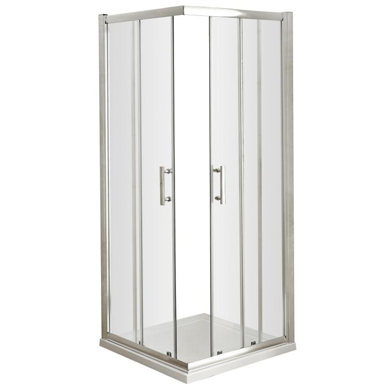 Lauren Pacific Corner Entry 760 x 760mm Shower Enclosure