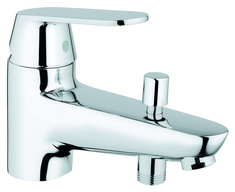 Grohe Eurosmart Cosmopolitan Half Inch Single Lever Bath Shower ...