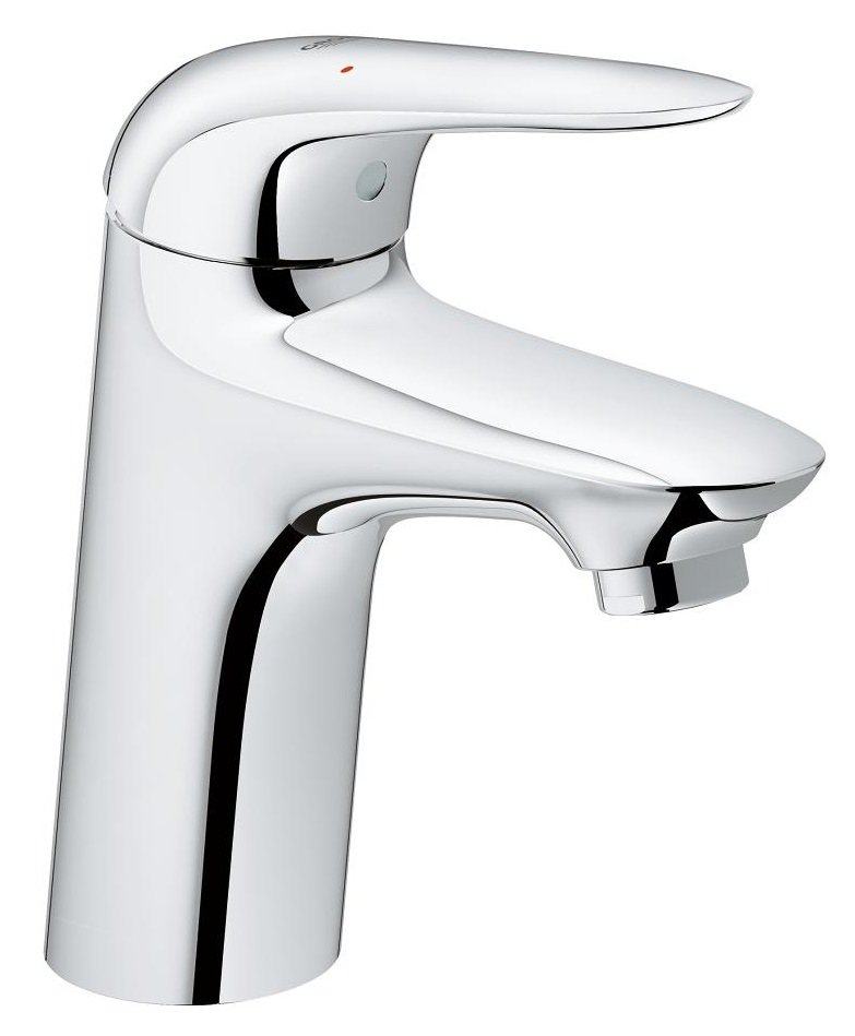 Grohe Eurostyle Single Hole Deck Mounted Basin Mixer Tap - 2371730L