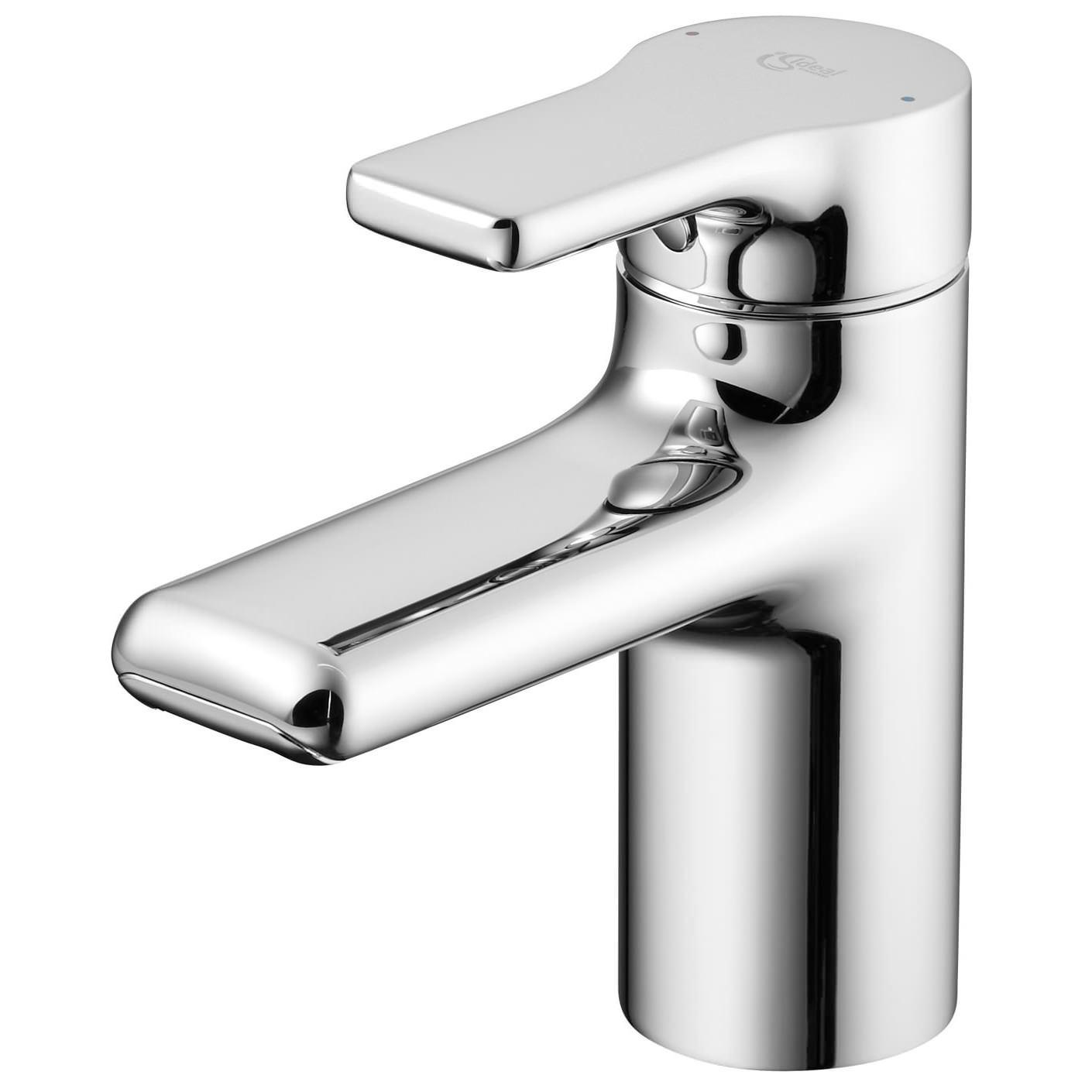 ideal standard attitude chrome plated basin mixer tap. Black Bedroom Furniture Sets. Home Design Ideas