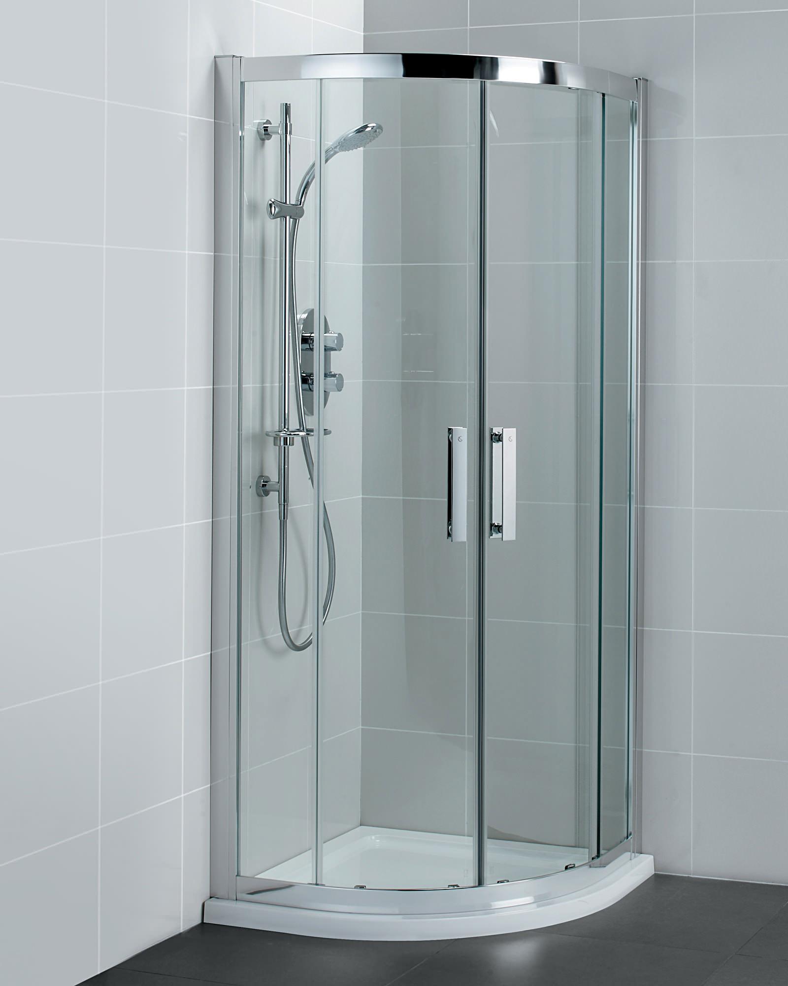 Ideal Standard Synergy Quadrant Shower Enclosure 900 x 900mm