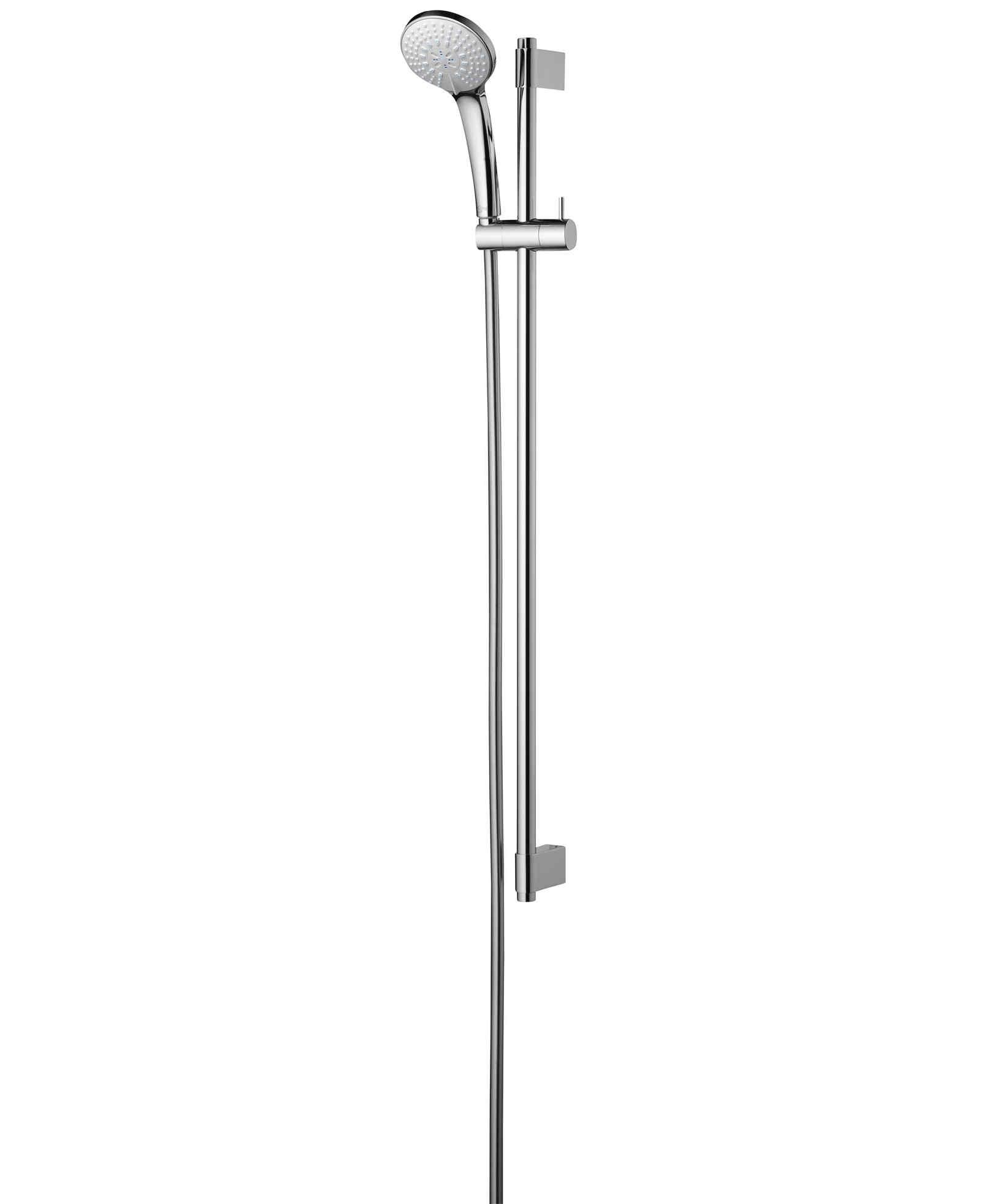 ideal standard idealrain pro m3 chrome shower kit. Black Bedroom Furniture Sets. Home Design Ideas