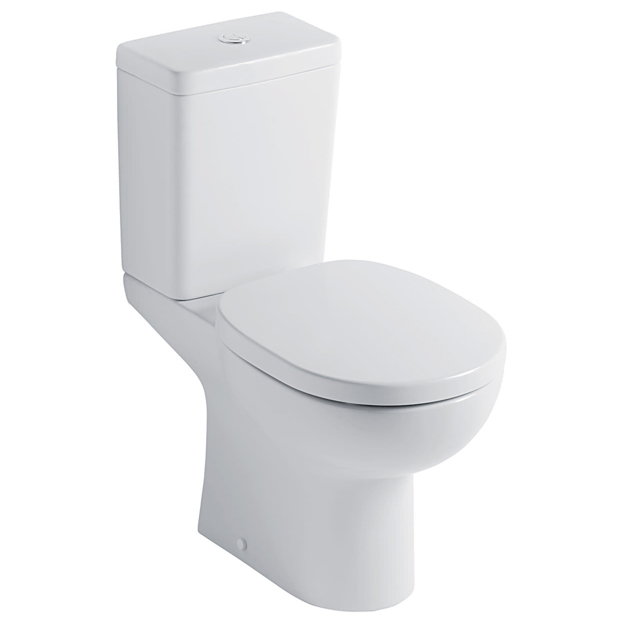ideal standard studio close coupled wc pan only. Black Bedroom Furniture Sets. Home Design Ideas