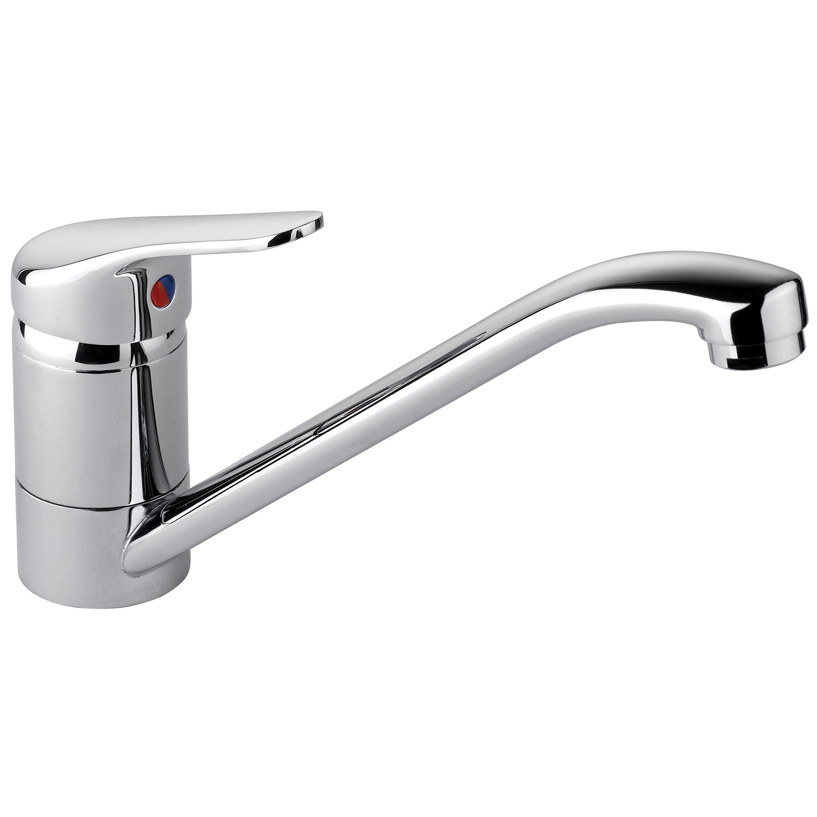 rangemaster aquaflow single lever kitchen sink mixer tap. Black Bedroom Furniture Sets. Home Design Ideas