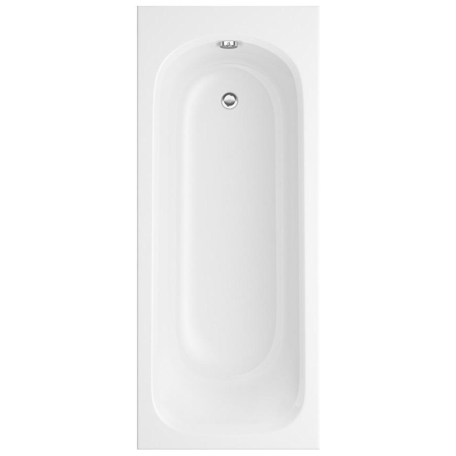 Derwent Single Ended Bath 1700 x 700mm White NTH