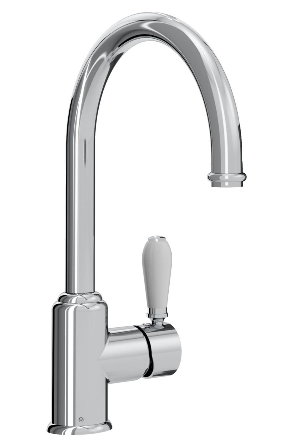 bristan renaissance single lever kitchen sink mixer tap. Black Bedroom Furniture Sets. Home Design Ideas
