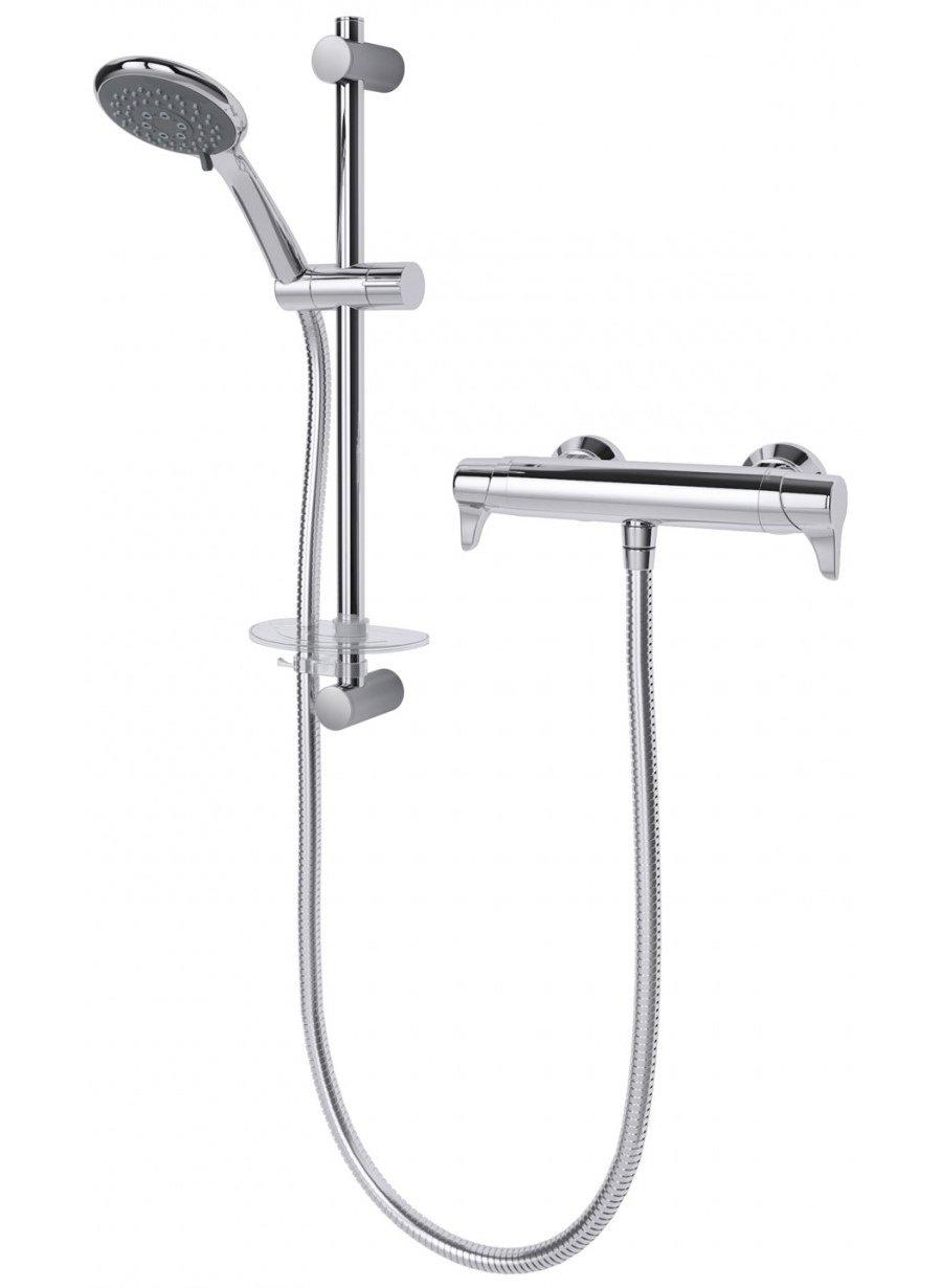 Eden Bar Mixer Shower And Kit