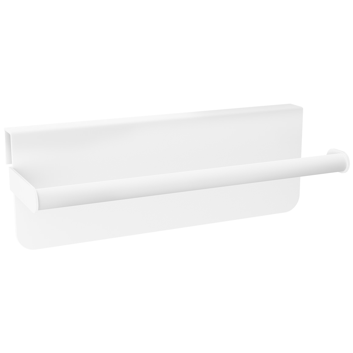 Vitra D Light Matt White Toilet Roll Holder 58165