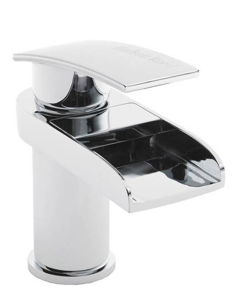 Hudson Reed Rhyme Mono Basin Mixer Tap With Waste
