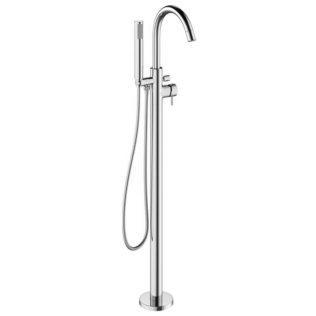 Crosswater Mpro Bath Shower Mixer Tap With Kit