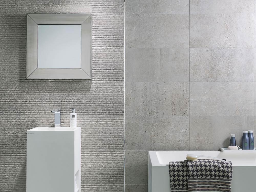 Porcelanosa Rodano Acero 316 X 592cm Ceramic Wall Tiles
