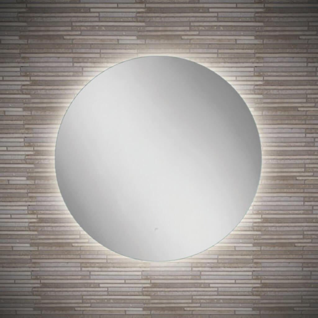 Hib Sphere 60 Led Illuminated 600mm Round Mirror 78760000