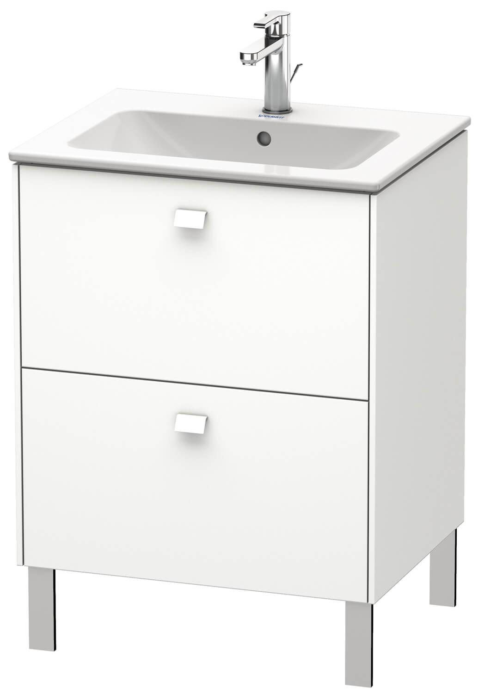 duravit brioso floor standing 2 drawer vanity unit for me. Black Bedroom Furniture Sets. Home Design Ideas