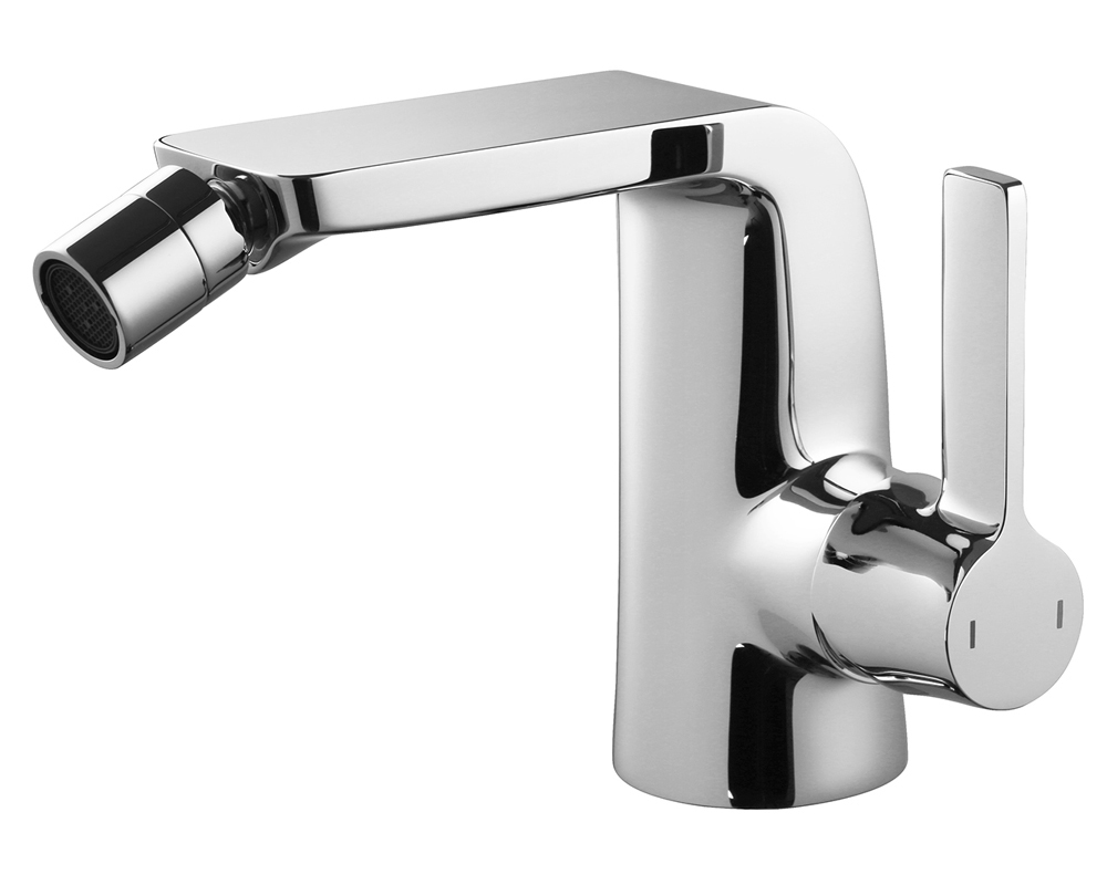 Flova Fusion Single lever Bidet Mixer Tap With Clicker Waste