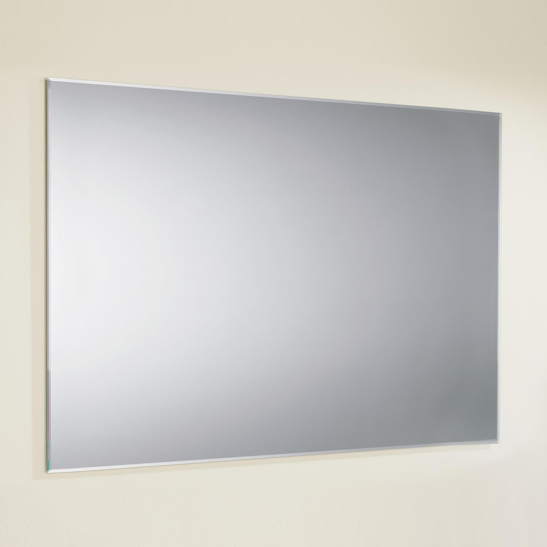 Hib Jackson Bevelled Edge Rectangular Mirror W 800 X H 600mm 76800000