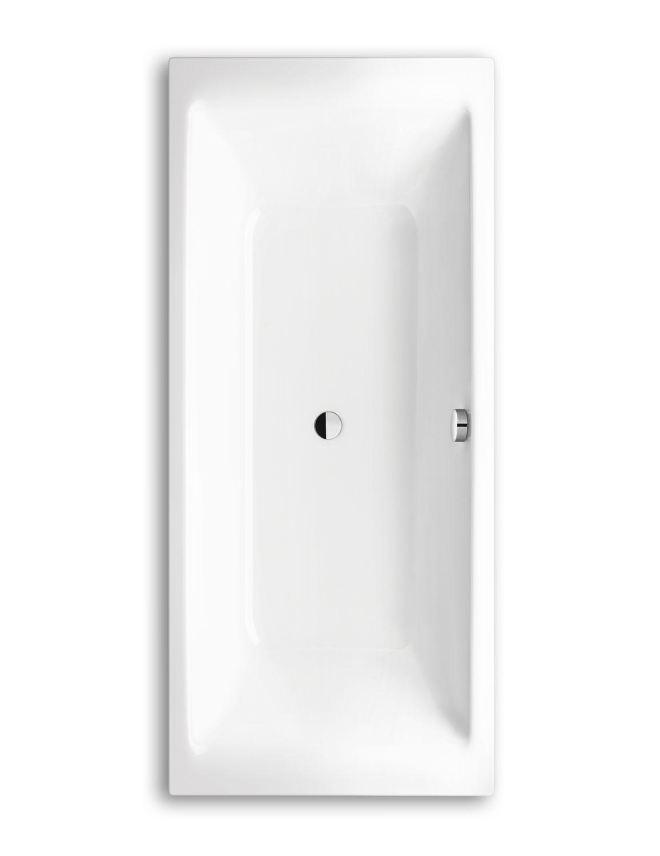kaldewei ambiente puro duo 664 double ended steel bath 1800 x 800mm. Black Bedroom Furniture Sets. Home Design Ideas